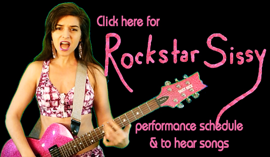 Photo of RockStar Sissy Click Here To Hear My Songs